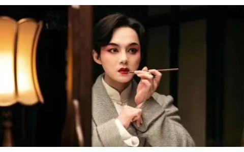 商细蕊太女性化,尹正为何自降身份接角色?或为致敬自己偶像