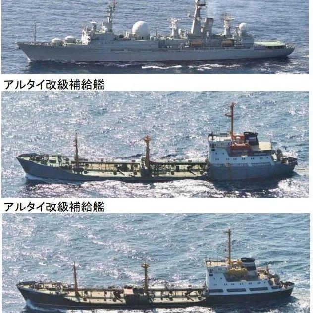 """俄军20艘主力舰船突然现身,日本自卫队忙到""""交白卷""""!"""