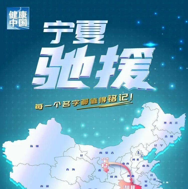 名单   【宁夏援鄂医疗队名单】跨越2186公里:千里决胜 本固邦「宁」