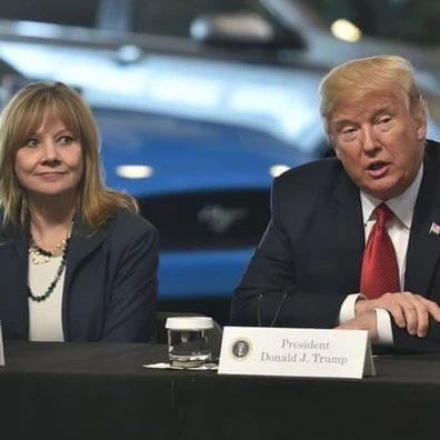 川普将动用《国防生产法》要求通用福特生产呼吸机