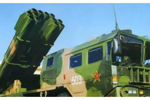 倾泻弹雨的战神——国产03式远程火箭炮