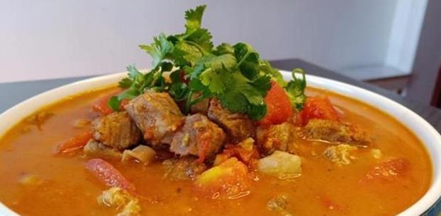 番茄炖牛肉怎样做才鲜美?厨娘说漏嘴:加上这一步,番茄才入味