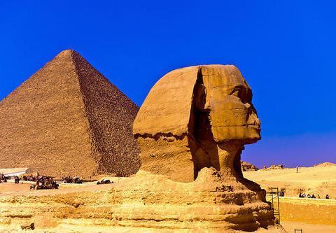 人类害怕时间,时间害怕金字塔,来到埃及才知道原因