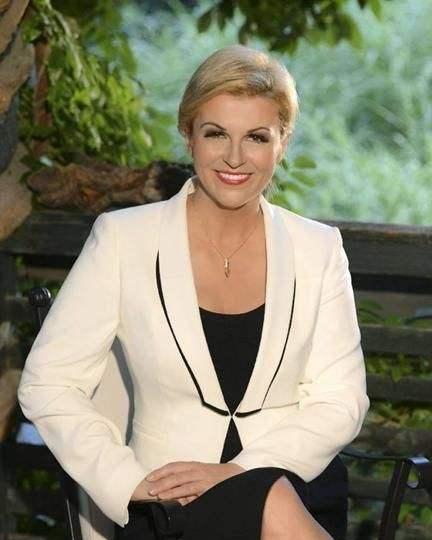 此国最先脱离南斯拉夫,如今是七国中最富裕的,总统是个大美女