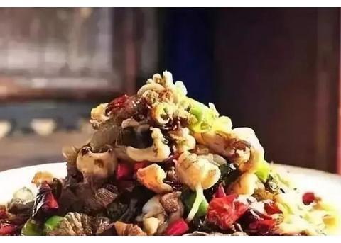 美食推荐:盐菜炒乌贼,山药焖排骨,盐卤虾,海带豆芽汤
