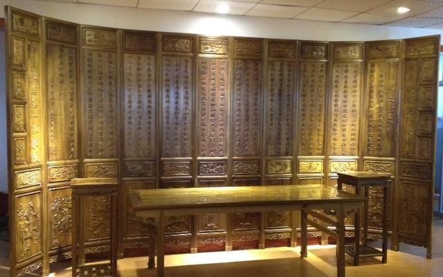 什么样的金楠木古典家具值得收藏?