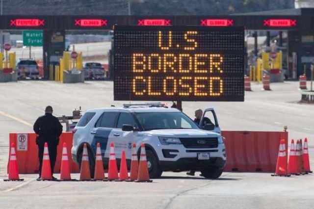 不安好心,美国欲向美加边境派兵抗疫,加拿大严词拒绝:没必要!