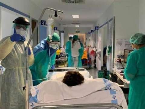 81岁西班牙奶奶感染新冠后痊愈,出院不到两天她就因呼吸衰竭死亡
