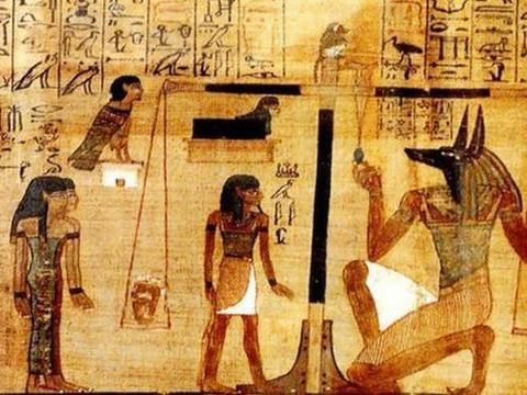 古埃及习俗:家里的猫死了全家要剃眉毛,狗死了全身都要剃毛