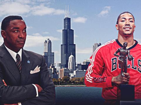 伊赛亚-托马斯:对芝加哥来说,罗斯就是我们的天选之子