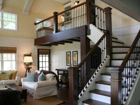 原来楼梯也有风水一说,为什么楼梯都是单数呢?现在知道还不晚