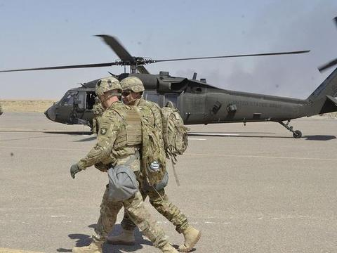 伊拉克17年没赶走的多国联军,因疫情从伊拉克北部基地撤走了