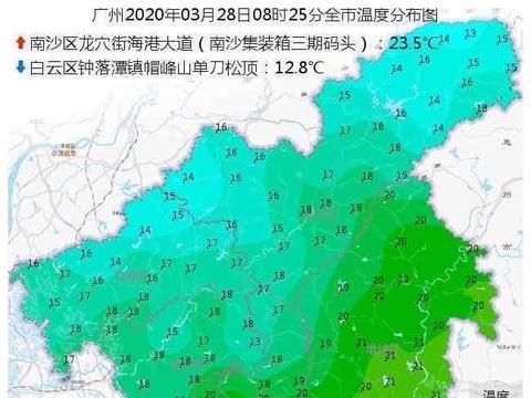 昨日冰雹雷雨大风齐来,预示广州进入灾害性天气多发季节