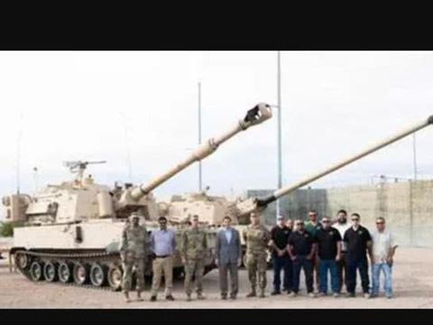 炮王之争:美军新一代超级榴弹炮,射程100公里,火力碾压俄罗斯