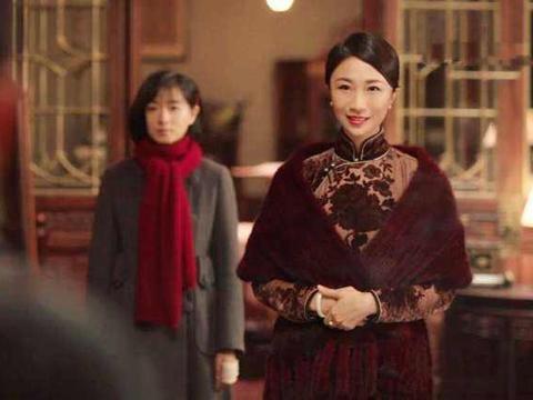 王骏迪气质优雅有料,穿旗袍婀娜多姿,难怪10多年还被孙红雷宠溺