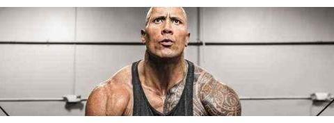 巨石强森透露,为何从摔跤选手转型好莱坞演员,让他如此紧张