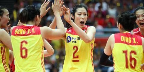 她是中国女排的新晋女神!郎平手中最大的底牌,颜值和球技俱佳