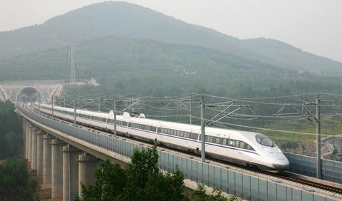 中国标准最高的高速铁路——京沪高速铁路