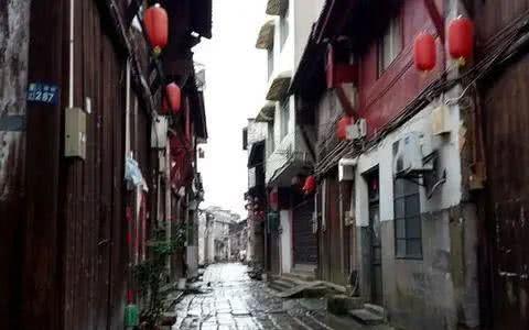 河口古镇,八省通衢旧地,万里茶道首镇