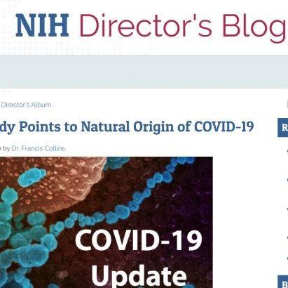 美国立卫生研究院长:生物武器工程师造不出新冠病毒