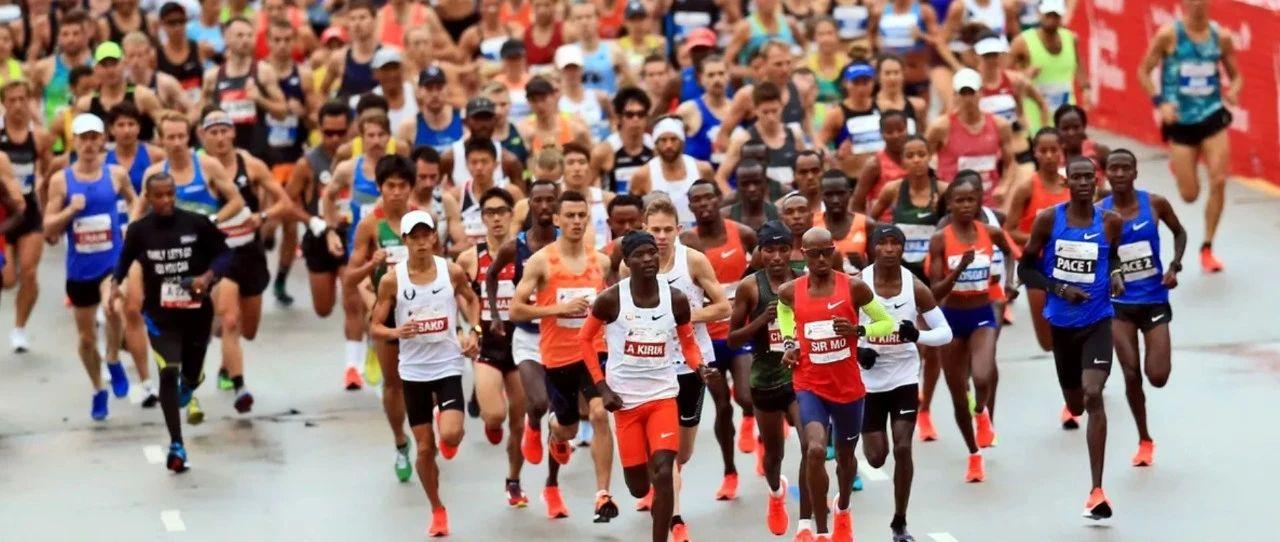 全球马拉松赛事停摆!精英选手上半年叫苦不迭,下半年将迎幸福的烦恼!