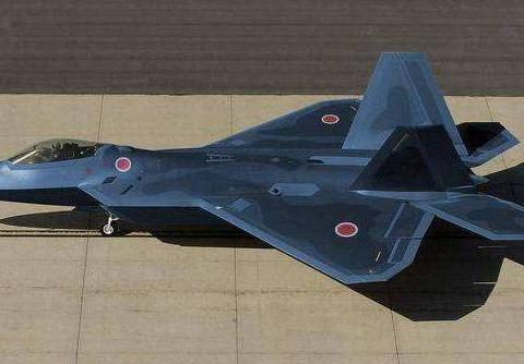 原来美国一直被骗了?日本自研五代机浮出水面,两项指标类似F35