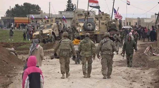一夜间局势再度发生逆转,美军被迫撤离,油田大权重回巴沙尔手中