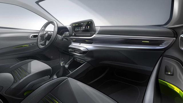 2021款现代i20亮相,小车也可以有高颜值