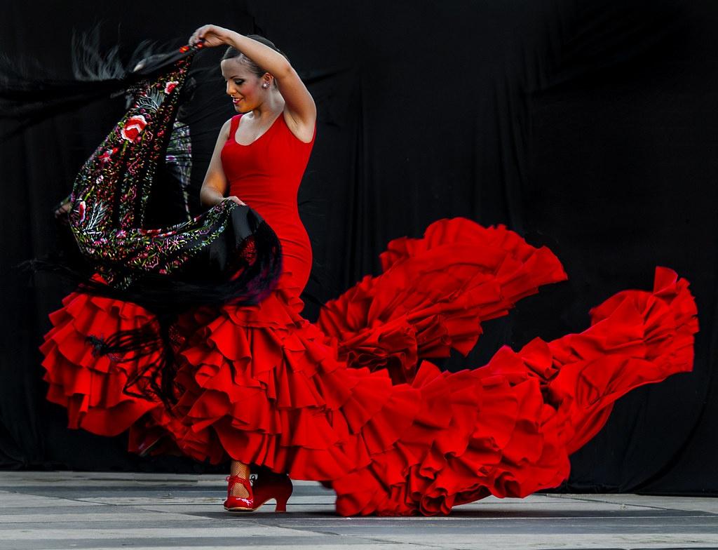 西班牙艺术瑰宝——弗拉门戈:起源与种类2