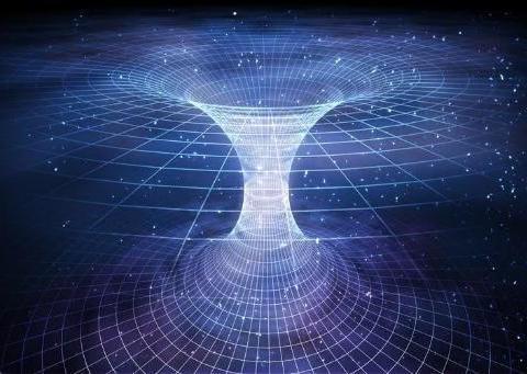 """宇宙中可能存在的虫洞,会不会是宇宙的""""伤痕""""?答案太神奇了"""