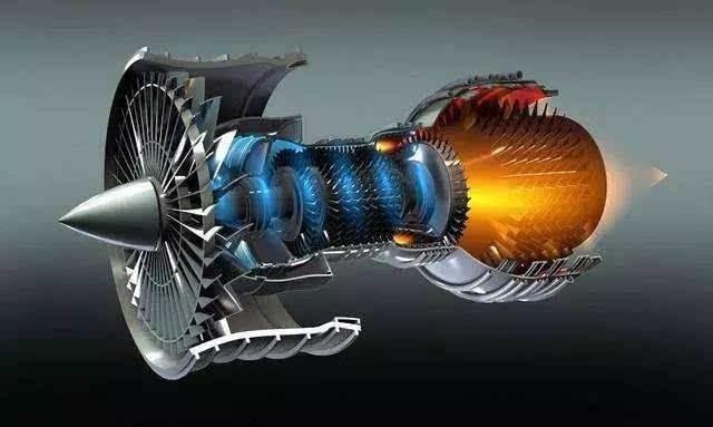 航空发动机的各部位温度有多高,怎么提升推力!