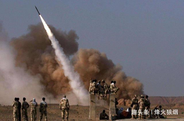 晚上11点,中东一国首都突遭弹道导弹攻击,战端再度被开启