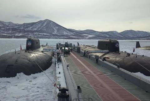俄罗斯决定硬气到底!5艘战略核潜艇部署到太平洋,目标美国本土