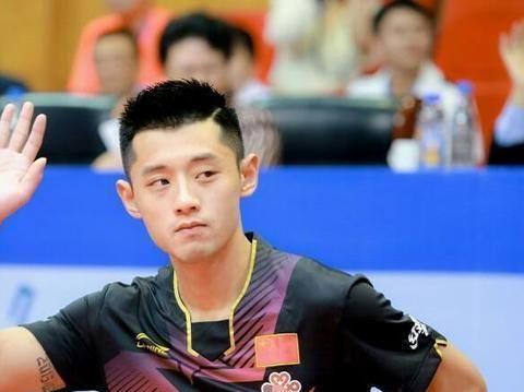 张继科发布打球视频,对手是去年全国冠军,回归国乒还有机会吗