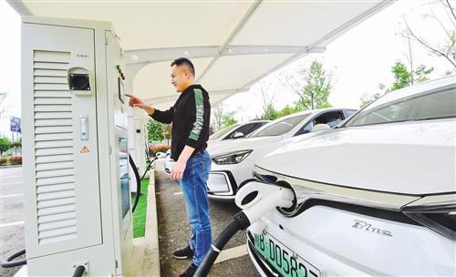 6月郑州工业自动化展:我国充电桩建设缺口大