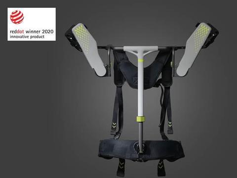 现代汽车集团可穿戴式机器人VEX 荣获红点创新产品设计大奖