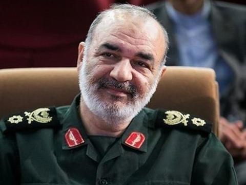 伊朗革命卫队司令:美军应该从中东撤军,回到国内解决冠状病毒