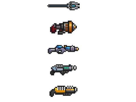 元气骑士激光武器3大通病,技能过于炫酷,经常死于不明弹幕