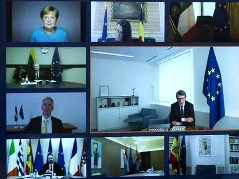 欧盟领袖就抗疫措施举行6小时峰会 仍未达成共识