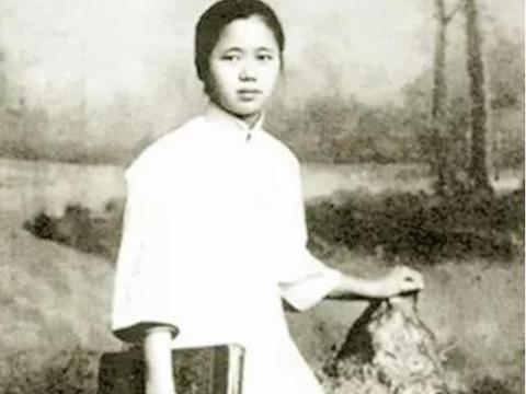 曹诚英曾怀上胡适的孩子,但因江冬秀泼辣而导致难以与之成婚