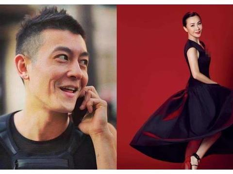 53岁的刘嘉玲晒与38岁的陈冠希亲密合照,感慨时光飞逝难见面