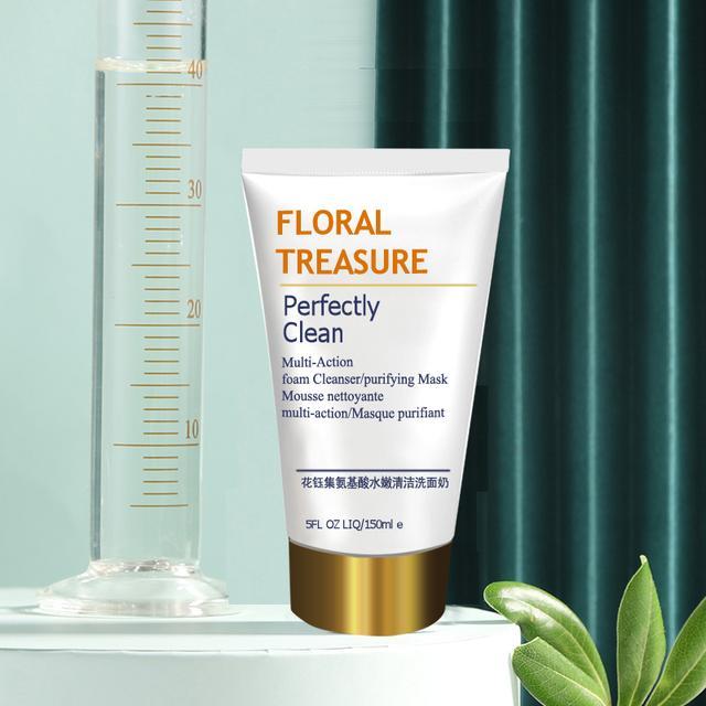 这些洗面奶能有效深入毛孔清洁,维持水油平衡,让肌肤更白皙光滑