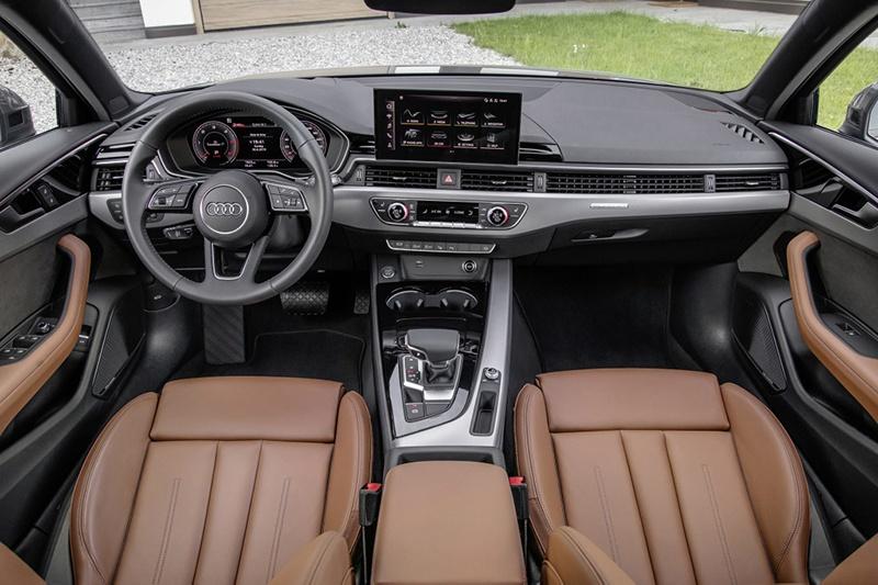 一汽-大众奥迪全新A4L将4月10日上市 或30万起售