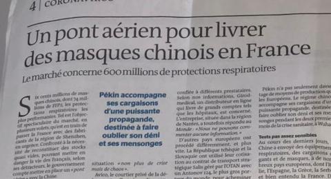 欧洲疫情愈发严重,部分媒体还不忘反华,反咬中国救援物品质量差