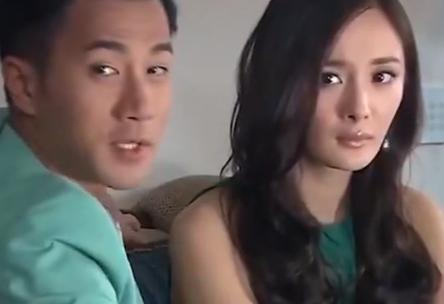 刘恺威离婚后首次带女儿探班杨幂,见到妈妈的反应,让人看了心疼