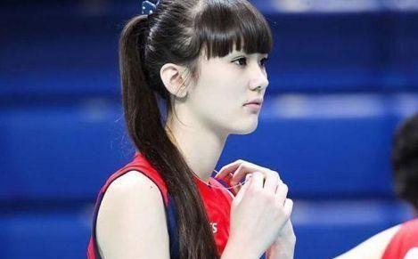 她是亚洲第一排球女神,美艳不输惠若琪