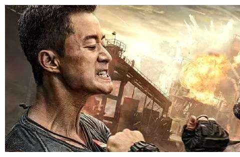 《战狼3》暑假档上映?吴京余男回归,众多影帝加盟