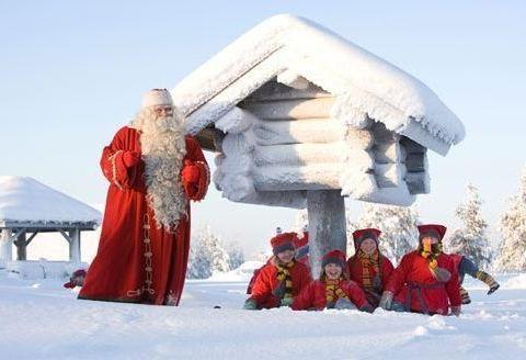 圣诞老人的故乡,24小时去寻觅北极之光