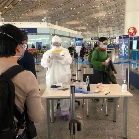 中国外交部:禁外籍入境,国际航线每周限飞!海外确诊破40万