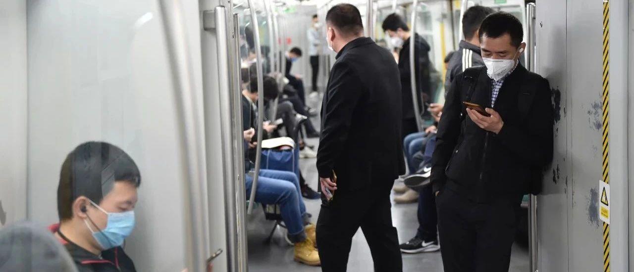 四条地铁线明起缩短间隔,6号线首开越行大站快车